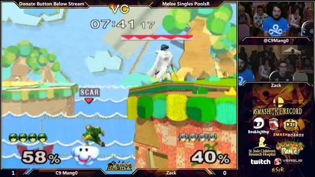 Sick falcon combo by Mango