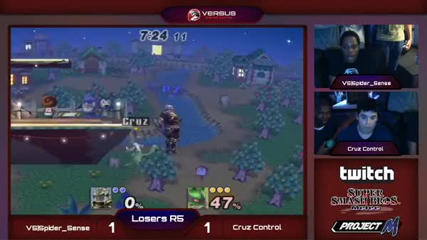 Another Lucario Combo by Cruz Control
