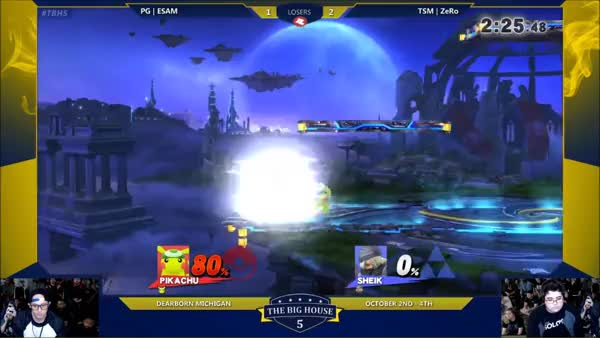 [Sheik] ZeRo shows ESAM why he is the reigning champion