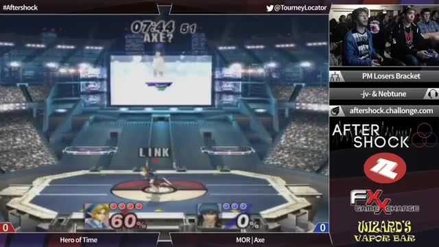 Axe's Marth at Aftershock