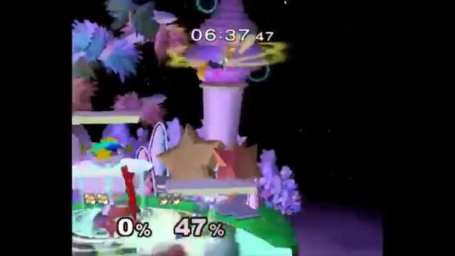 [Marth] 0-death across FoD with a reverse neutral b finish