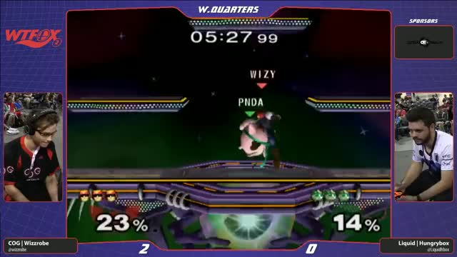 Wizzy's insane rest punish on Hbox