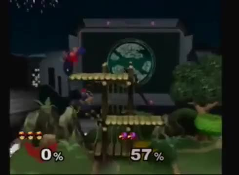S2J smokes away the grass while westballz gets high