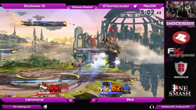 Most hype and stylish Meteor Smash