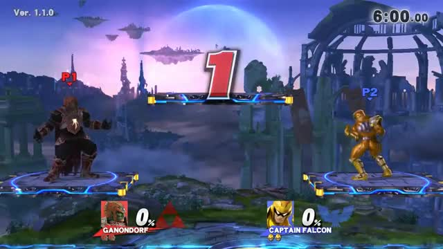 Sweet Ganondorf 0 to death