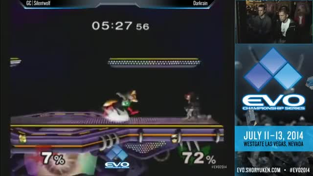 [Evo 2013] Darkrain just does it vs Silentwolf