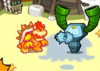 Anyone else thing we should give Bowser his M&L:BiS style haymaker?