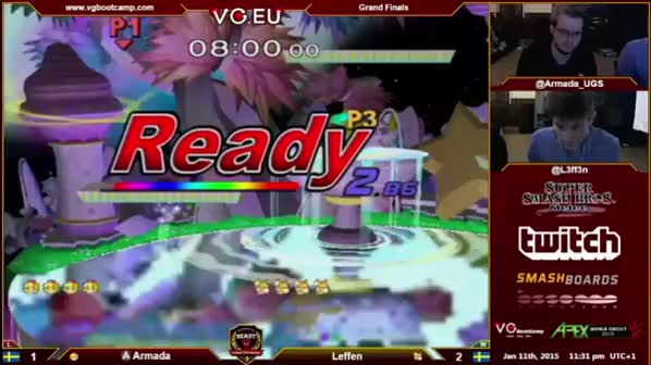 Armada's WICKED 0-Death Combo on Leffen (after meditation)
