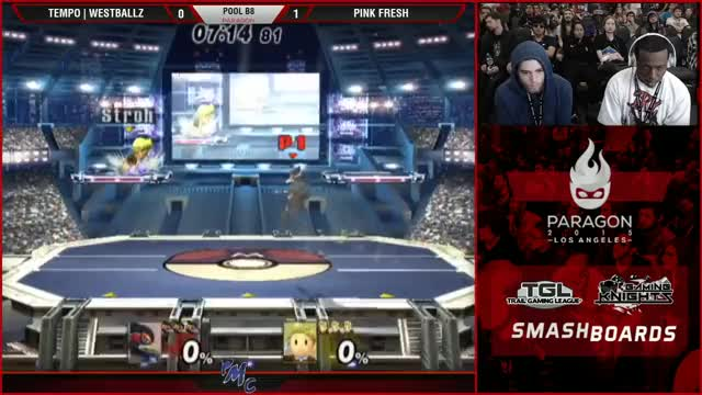 Westballz tries to 0-death, but it wildly back kicks