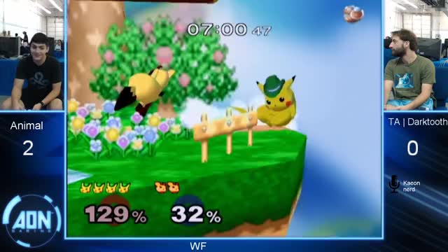 My Pichu is Nuts.