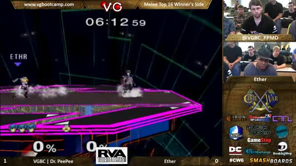 PPMD getting flashy on Ether at CW6 top 16