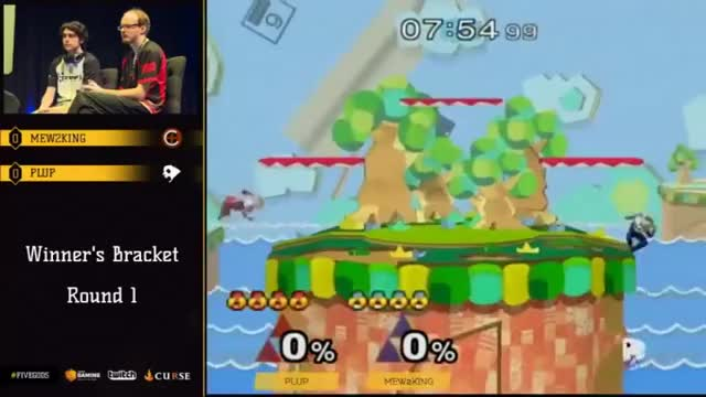 Plup's Reverse Needle Cancels