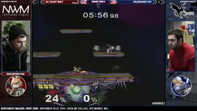 [Fox] SilentWolf's extremely inventive 0-death