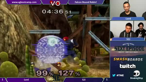 "My favorite ""last game, last stock"" scenario featuring Lord and S2J (TNE Falcon Round Robin)"