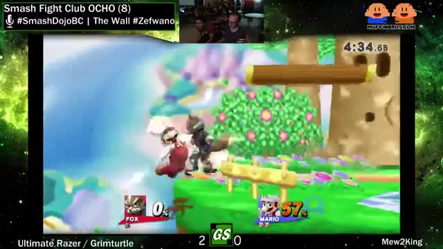 What M2K was doing during CEO (link to vid in comments)