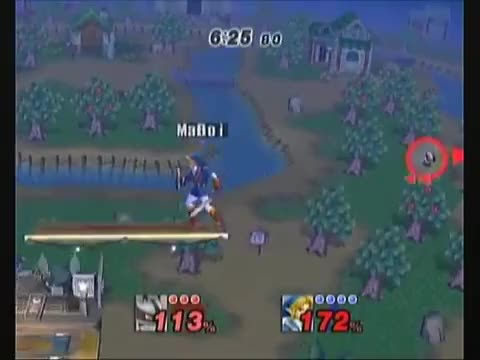 PM Link's nair is pretty good, guys