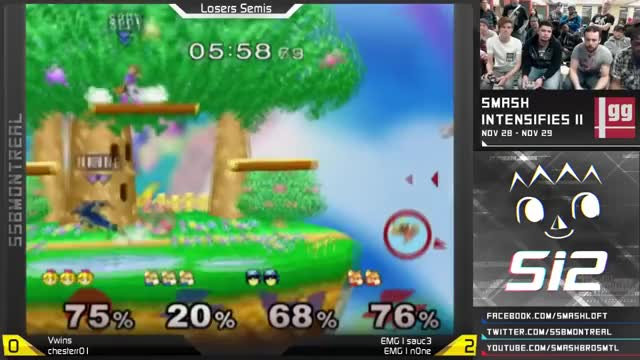 [Falcon] n0ne bails his teammate out of a sticky situation.