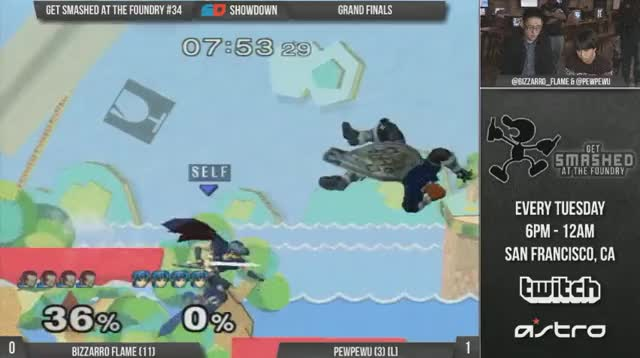 PewPewU showing how to deny a Dorf