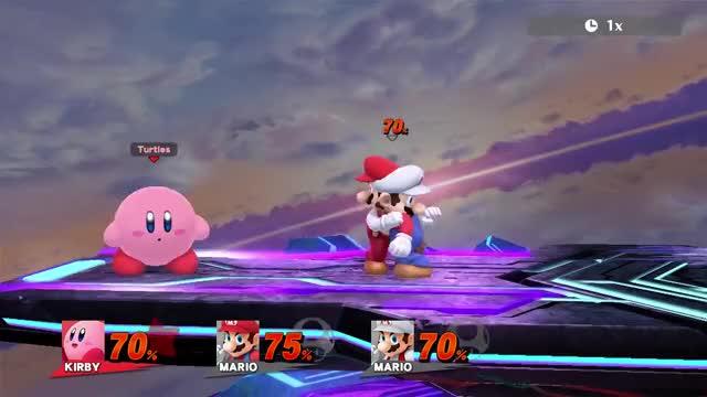 Kirby's Swallow Hitbox?