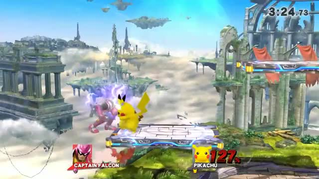 Extremely True Falcon Combos