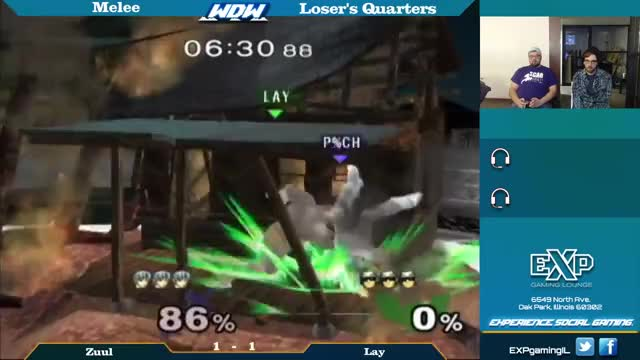 quick falcon tree combo