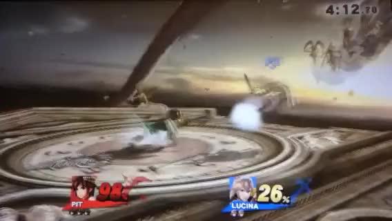 Pit super wave dash?