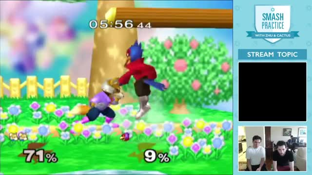 Westballz whiffs one bair vs Hax