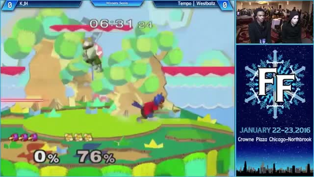5 shines, 2 stocks, 14 seconds [KJH vs. Westballs]
