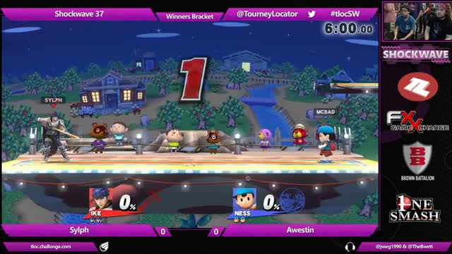 Nice 0 to death by Awestin. (Ness)