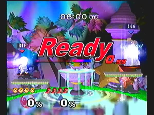 Ness combo in SD Remix