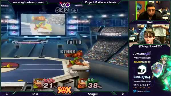 How to Pillar as Diddy Kong as performed by Boss