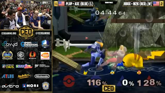"Axe gets the Pikachu ""Wobble"""