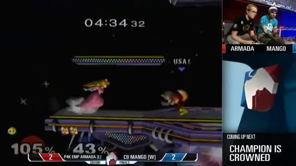 Four powershields in four seconds!