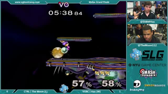 Hax$ with the INSANE shield pressure on The Moon