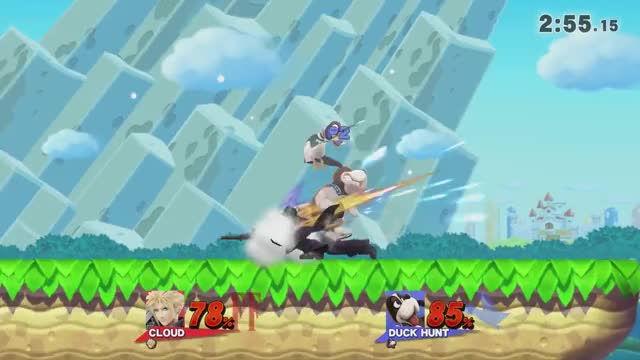 I Can-Can Edgeguard