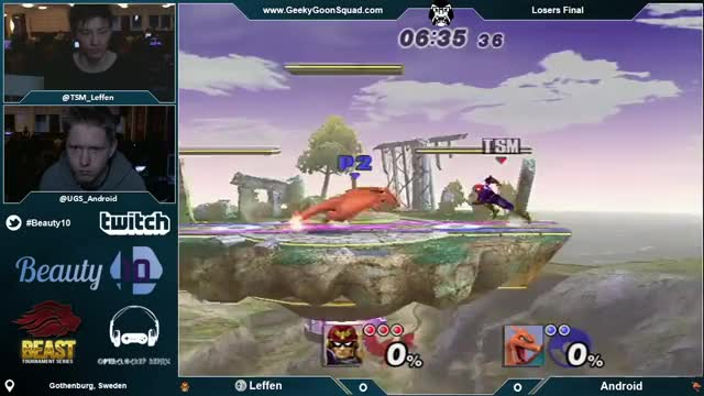 Standard Falcon 0 to death
