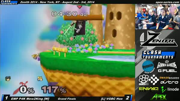 Hax's clutch play against M2K to reset bracket