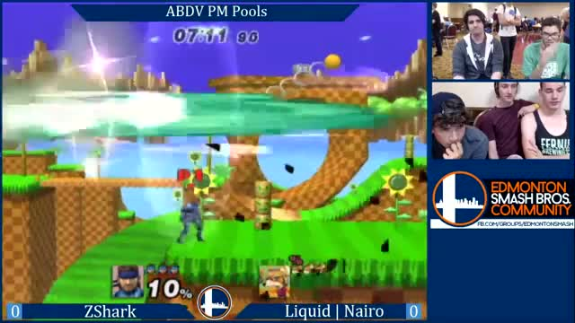 ZShark welcoming Liquid Nairo back to Project M with this Snake combo