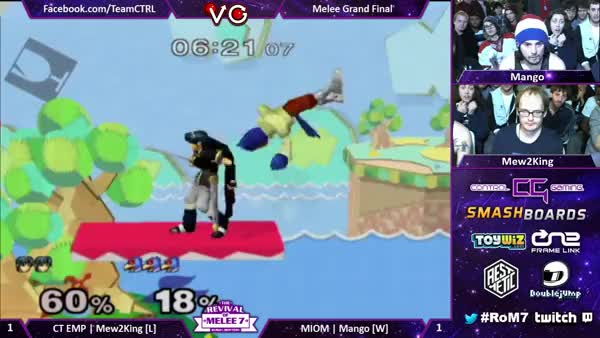 Marth vs Falco in a nutshell