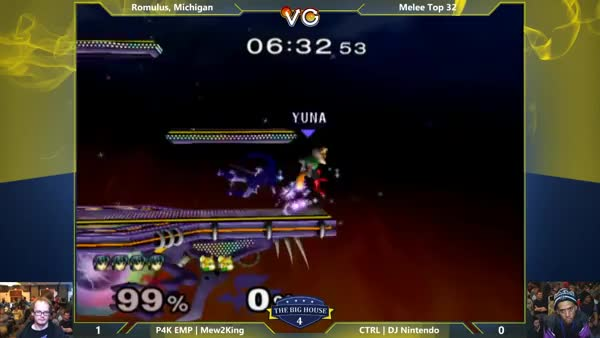 Rare footage of M2K excited (watch player cam)