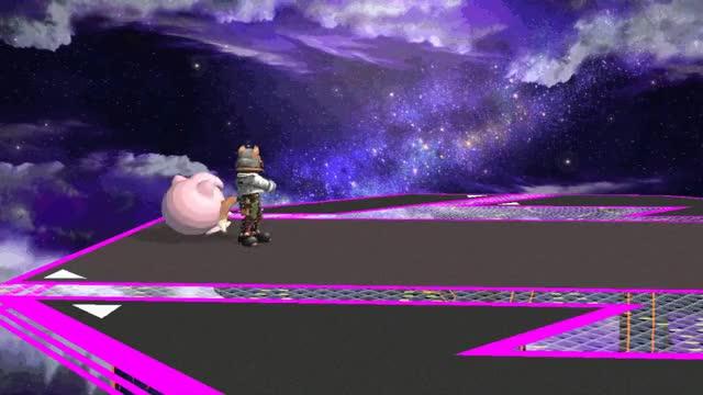Using Smash DI On Jigglypuff's Forward Throw
