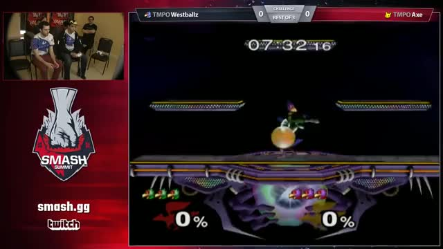 Axe falco erases Westballz' stock