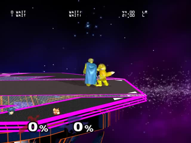 Fox: wavedashrunshine on Marth (guaranteed) [1080p60]