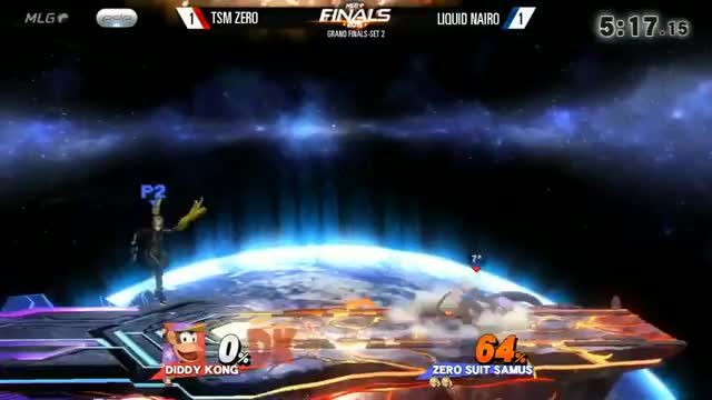 [SPOILERS] 0-Death in Game 3 of MLG Wii U Grand Finals