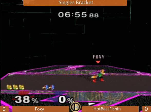 [Falco] Whose counterpick was this again?
