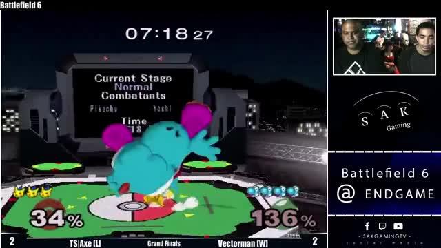 Vectorman's Ridiculous Yoshi