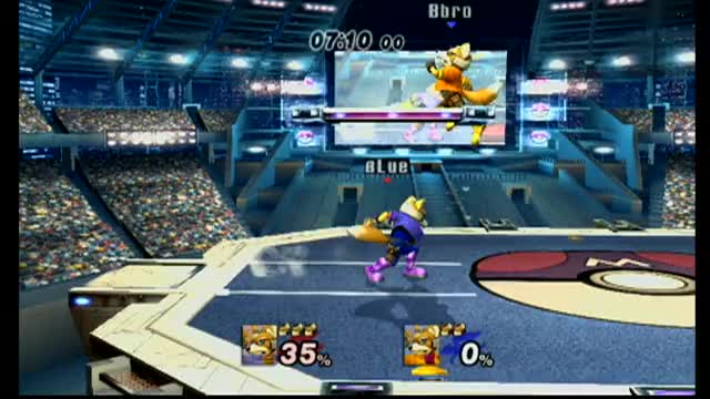 Fox dittos with footstools
