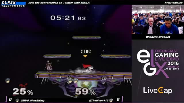 watched all 739, so this Mew2King edgeguard must be new