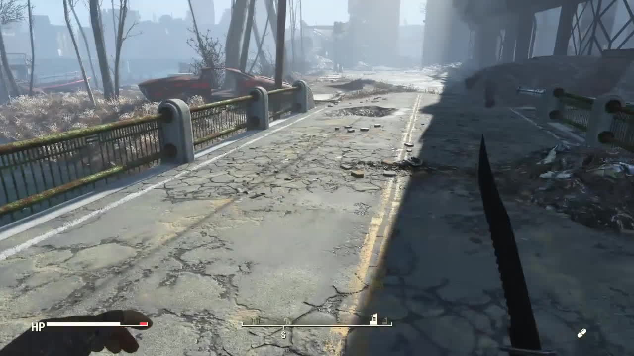 Fallout 4 Stop Following Me The