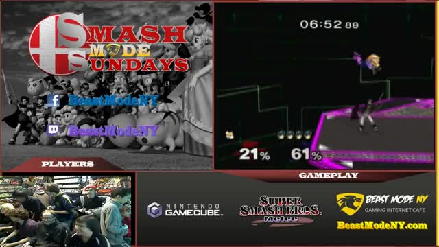 When you have one of those games vs M2k